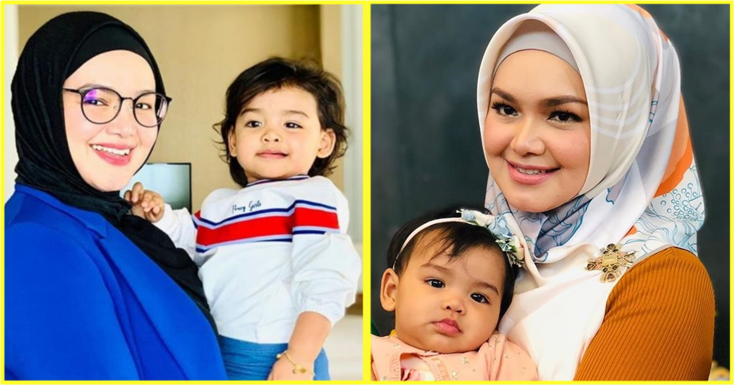 Siti Nurhaliza Mengandung Lagi / Lagi Baby Bump Didakwa